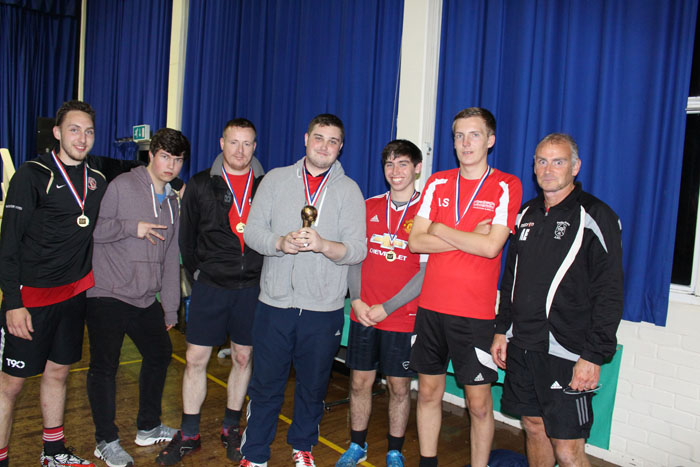 5-a-side Competition - Winners!